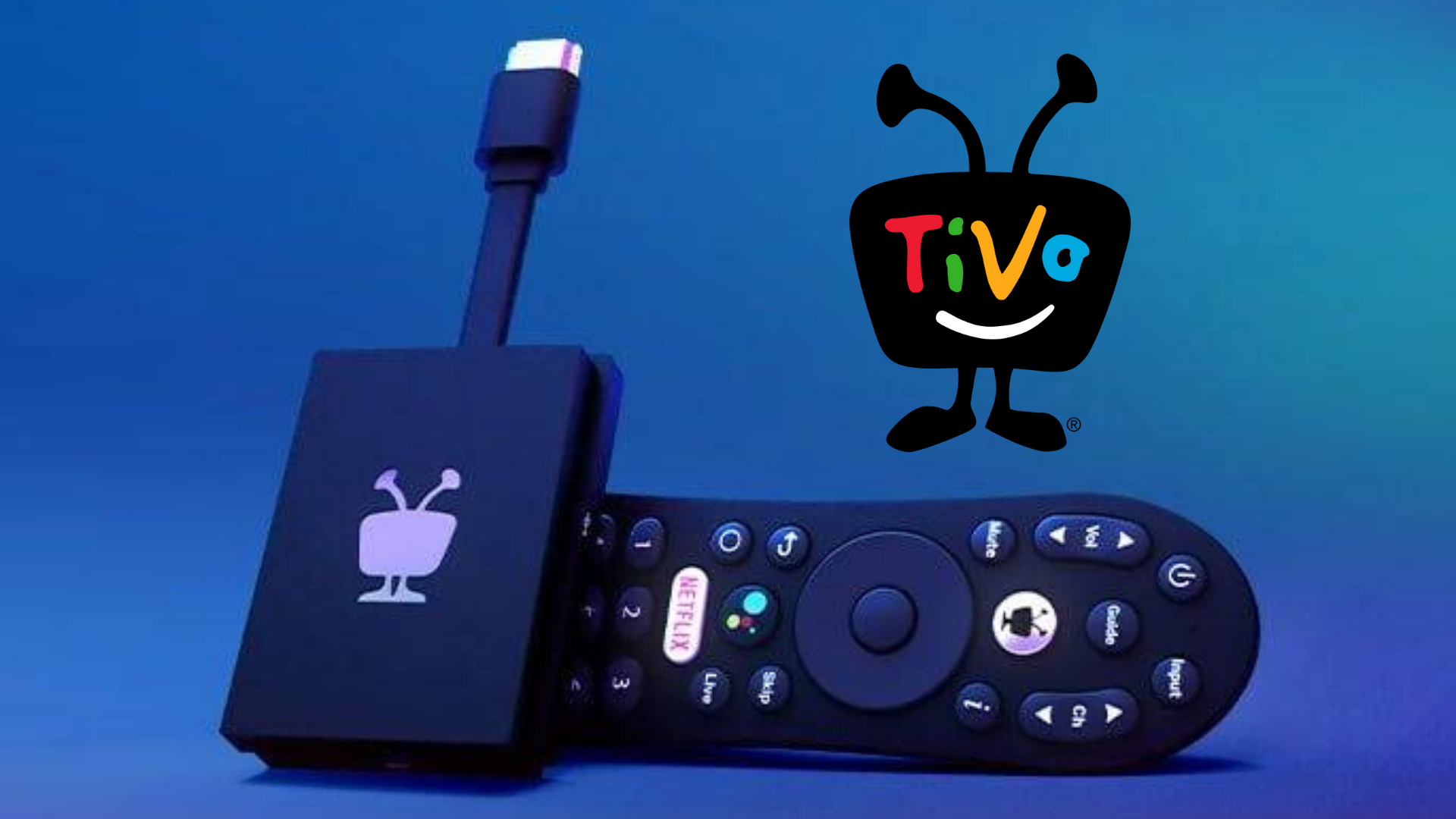 TiVo - Gizmeon Gizmott News